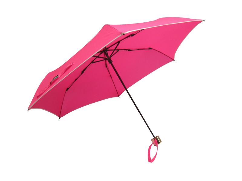 Red Coral Super Light Umbrella
